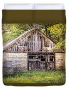 Antique  Grocery Store Duvet Cover