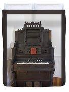 Antique Organ Duvet Cover