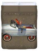Antique Pedal Car Lv Duvet Cover