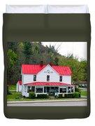 Antique Store Duvet Cover