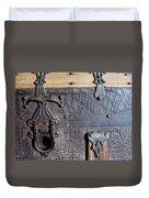 Antique Trunks 2 Duvet Cover