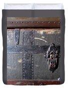 Antique Trunks 4 Duvet Cover