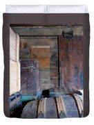 Antique Trunks 8 Duvet Cover
