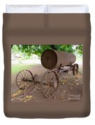 Antique Water Tank - No 1 Duvet Cover