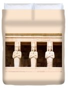 Anubis Duvet Cover by A Rey