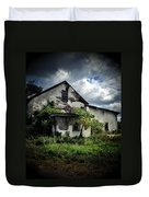 Any Shelter In A Storm Duvet Cover