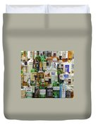 Anyone For A Drink Duvet Cover