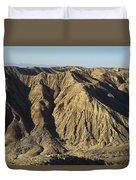 Anza Borrego, California Duvet Cover