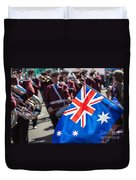 Anzac Day In Perth  Duvet Cover