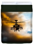 Apache Hunter  Duvet Cover