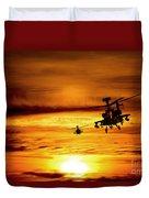 Apaches  Duvet Cover