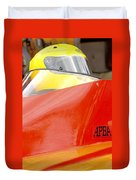 Apba Boat And Helmet 24291 Duvet Cover