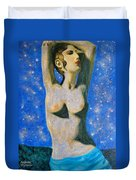 Aphrodite  Duvet Cover by Augusta Stylianou