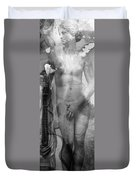 Aphrodite's First Love 2 - Guitar Art By Sharon Cummings Duvet Cover