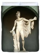 Apollo Belvedere Duvet Cover