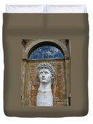 Apollo Statue At The Vatican Duvet Cover