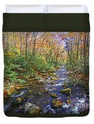 Appalachian Highlands Duvet Cover