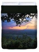 Appalachian Mountains Duvet Cover