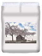 Apparition Duvet Cover