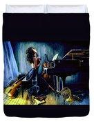 Appassionato Duvet Cover by Hanne Lore Koehler