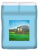 Appia Antica, House, 2008 Duvet Cover