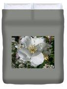 Apple Blossom Time Duvet Cover