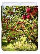 Apple Orchard Duvet Cover