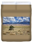 Approaching Great Sand Dunes #2 Duvet Cover
