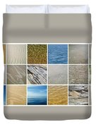 April Beach 2.0 Duvet Cover