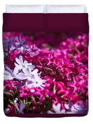 April Showers Mean May Flowers Duvet Cover