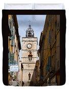 Apt Bell Tower Duvet Cover