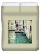Aqua - Venice Duvet Cover
