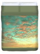 Aqua Heaven Duvet Cover