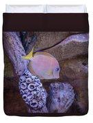 Aquarium Impression Duvet Cover