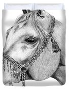 Arabian Halter Duvet Cover