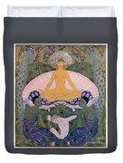 Arabian Nights, 1922 Duvet Cover