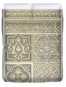 Arabic Tile Designs  Duvet Cover