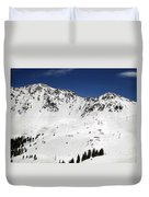 Arapahoe Basin Ski Resort - Colorado          Duvet Cover