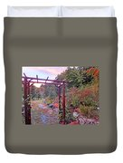 Arbor And Fall Colors 2 Duvet Cover