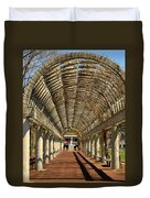 Arbor In Boston Duvet Cover