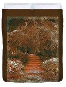 Arbor Steps Duvet Cover