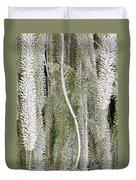 Arboretum Hoar Frost 2 Duvet Cover