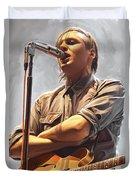 Arcade Fire Win Butler Artwork Duvet Cover