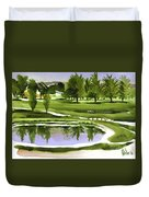 Arcadia Valley Country Club Dramatic Duvet Cover