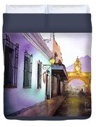 Arch- Antigua Duvet Cover