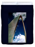 Arch To The Sky Duvet Cover