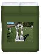 Arch Tombstone2 Duvet Cover