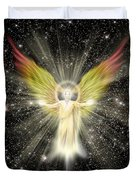 Archangel Gabriel Duvet Cover