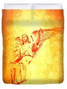 Archangel Michael  Duvet Cover by Lali Kacharava