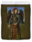 Archangel Michael Duvet Cover